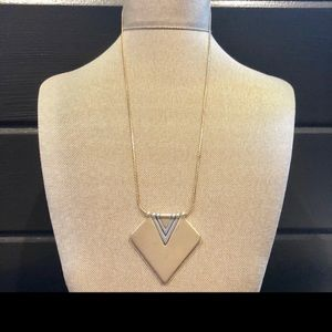 Madewell Geometric Necklace